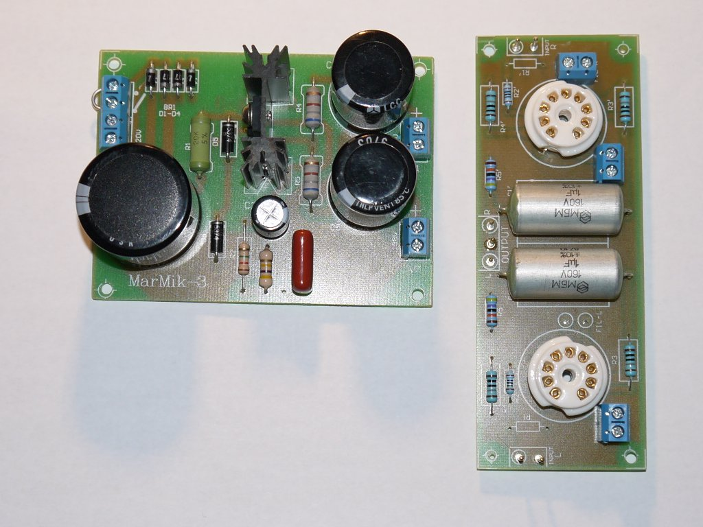 Diy Tube Pre lifier Srpp Ecc88 E88cc Stabilized Anode Power Supply 278 on 6n3p