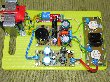 DIY SRPP tube amplifier for ECC88 - fully assembled + transformer + PSU sprzedam diy