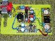 DIY SRPP tube amplifier for ECC88 - fully assembled + transformer + PSU Zdjęcie 7